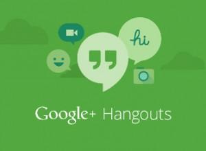 برنامج Hangouts