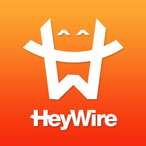 برنامج heywire للايفون